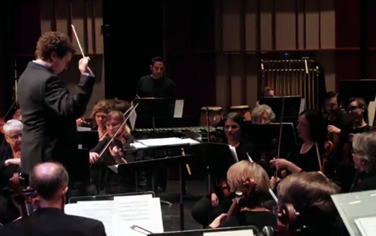 Video: Strathspey Performed by the Kingston Symphony Orchestra